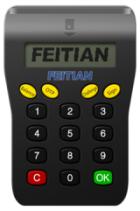 Feitian OTP c500 - EMV-CAP Card Reader